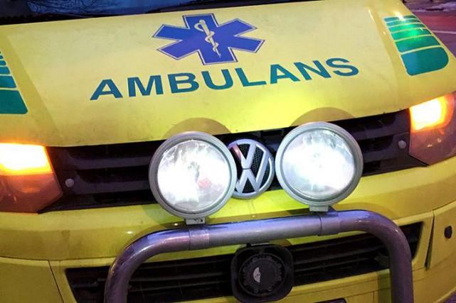 Cette ambulance de Stockholm sera équipée d'un dispositif... (PHOTO INSTITUT ROYAL DE TECHNOLOGIE DE SUÈDE)