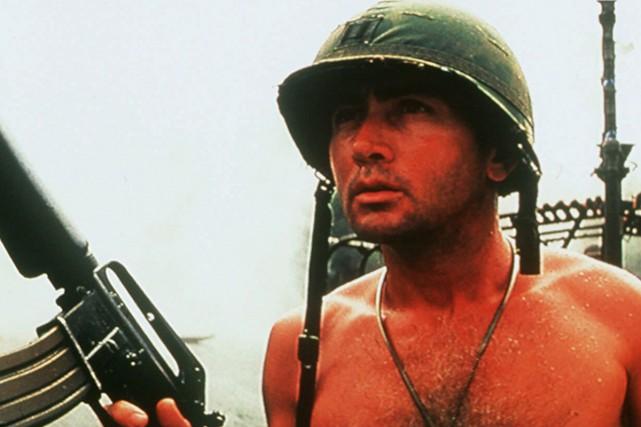 Martin Sheen dans une scène du film Apocalypse... (Photo fournie par Miramax Films)