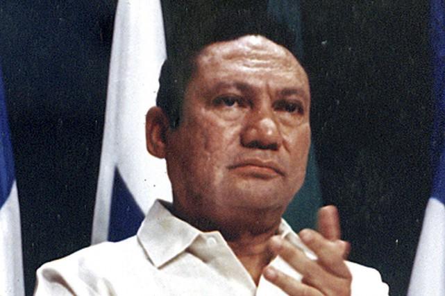 Manuel Noriega... (PHOTO Alberto Lowe, ARCHIVES REUTERS)
