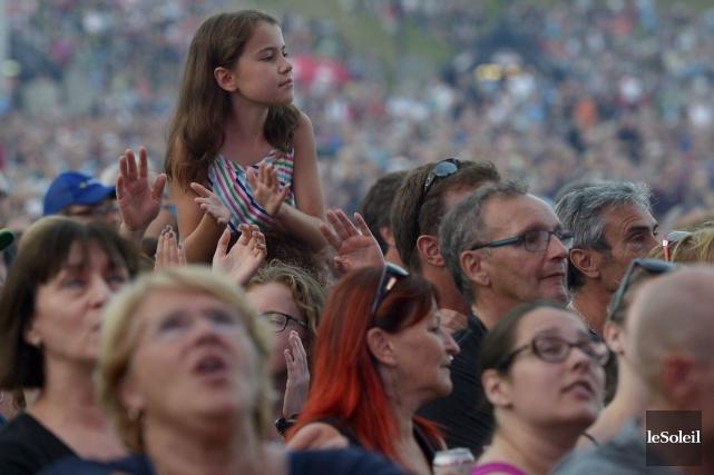 Le Festival d'été de Québec se tiendra du... (Photothèque Le Soleil, Yan Doublet)
