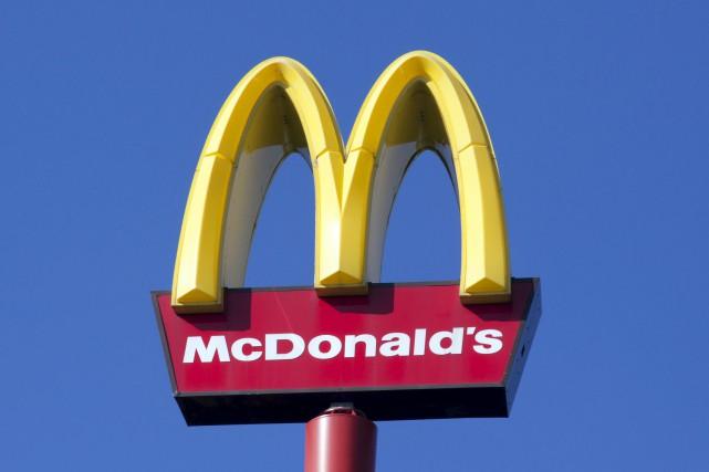 La plupart du temps, avec ses décisions, McDonald's... (123RF)