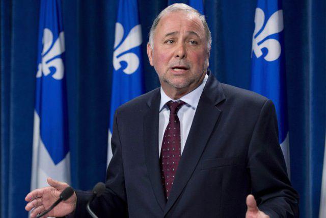 Pierre Paradis... (Archives, La Presse canadienne)