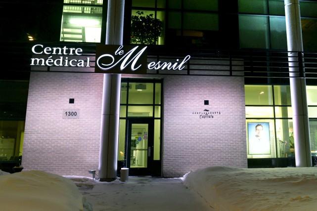 Sur les neuf cliniques réseau de la capitale,... (Le Soleil, Jean-Marie Villeneuve)