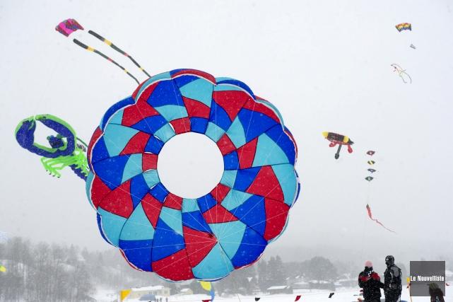 Le 16e Festi-Volant de Grandes-Piles débute ce vendredi... (Stéphane Lessard, Le Nouvelliste)