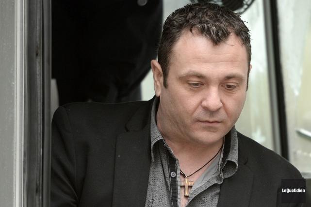 Yves Martin écope d'une peine de 14 ans... (Archives Le Quotidien, Jeannot Lévesque)
