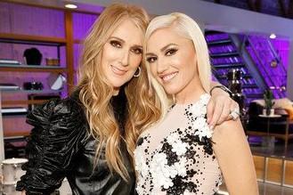 Céline Dion agira comme mentor à l'émission The Voice dans l'équipe de... (Photo tirée de Twitter)