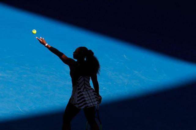 Serena Williams (notre photo) a vaincu la Croate... (Photo Kin Cheung, Associated Press)