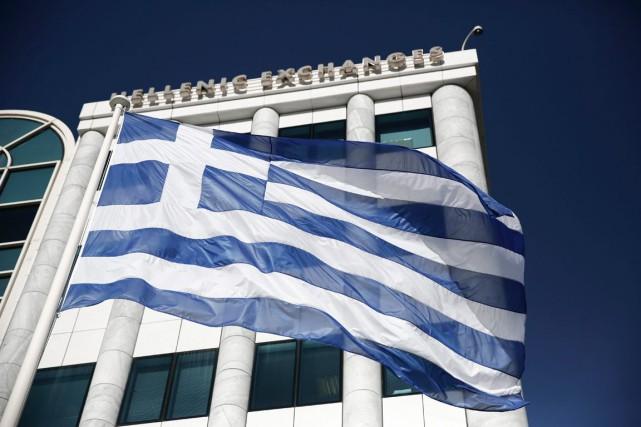 Les créanciers de la Grèce, zone euro et Fonds monétaire international (FMI),... (PHOTO PETROS GIANNAKOURIS, ARCHIVES AP)