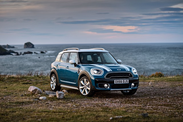 La Countryman.... (Photos : Mini)