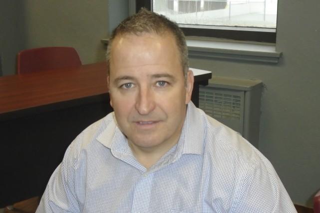 Éric Bouchard: si Montréal a son «Butch», nous... (Danny Gélinas)