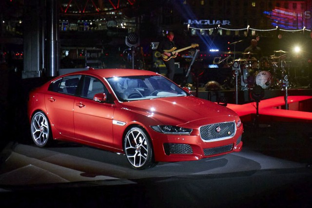 La Jaguar XE.... (Photo : Jaguar)
