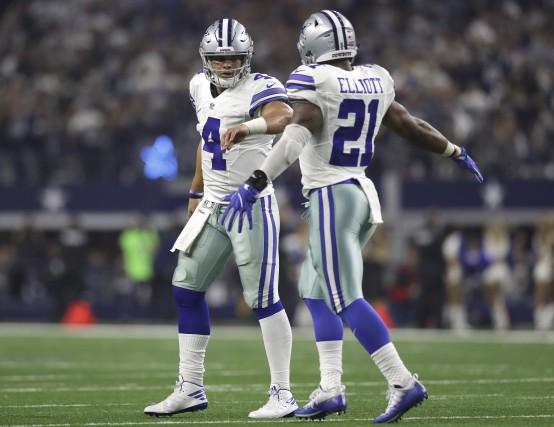 Malgré un parcours écourté en éliminatoires, les Cowboys... (Agence France-Presse)