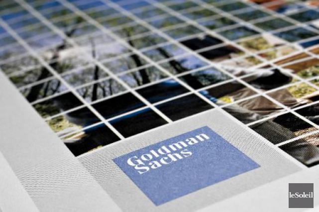 Banque des puissants et symbole des excès de la finance, Goldman Sachs est de... (Photothèque Le Soleil)