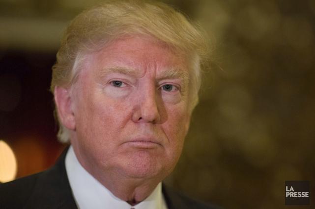 Donald Trump... (Archives, La Presse)