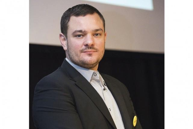 Nicolas Garbay, directeur culinaire du Gault&Millau Le Québec...