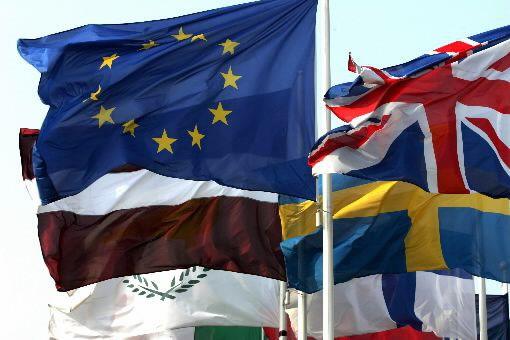 Les dirigeants de sept pays du sud de l'Union européenne, dont la France et la... (Photo archives AFP)