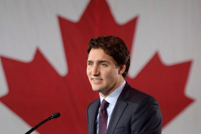 Justin Trudeau avait déjà prévenu que son gouvernement... (Archives La Presse canadienne)