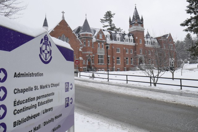 L'Université Bishop's investira 24,5 millions$ pour moderniser sa... (Spectre Média, René Marquis)