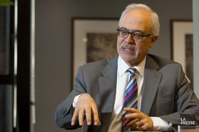 Le ministre des Finances du Québec, Carlos Leitão.... (La Presse)