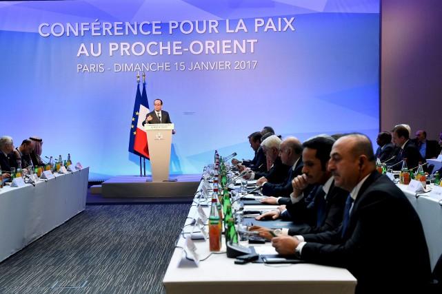 L'auteur ne croit pas que la conférence de... (Archives AFP)