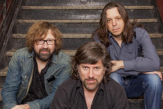 Le Paul Deslauriers Band a été sacré artiste... (Tirée du site www.pauldeslauriersband.com)