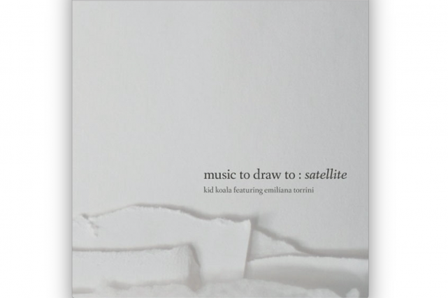 Music To Draw To: Satellite Kid Koala avec...