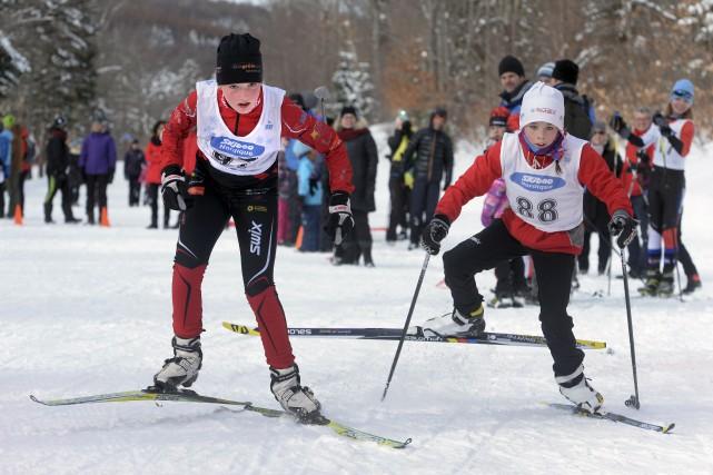 Tous les centres de ski de fond de... (Le Soleil, Jean-Marie Villeneuve)