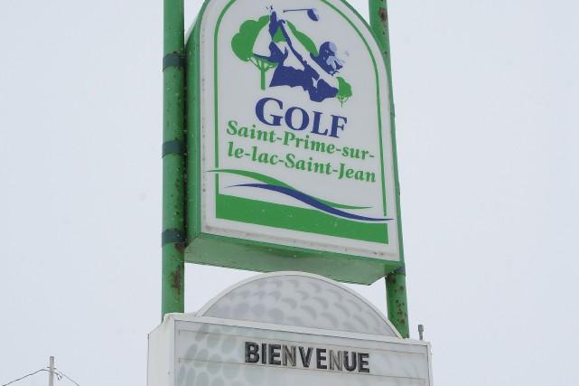 Le Club de golf de Saint-Prime sacrifiera quelques... (Archives Le Progrès-Dimanche, Normand Boivin)