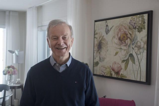 Jacques Veillette... (Stéphane Lessard)