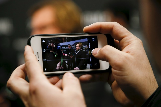 L'acteur Jack Black photographié au festival Sundance grâce... (AP, Danny Moloshok)