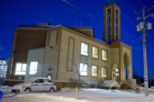 Le Centre islamique de l'Outaouais... (Martin Roy, Archives Le Droit)