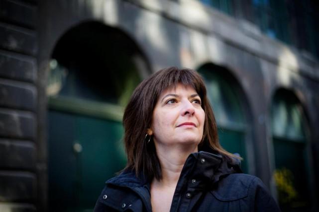 Nathalie Bachand voit de plus en plus de... (photo olivier jean, la presse)