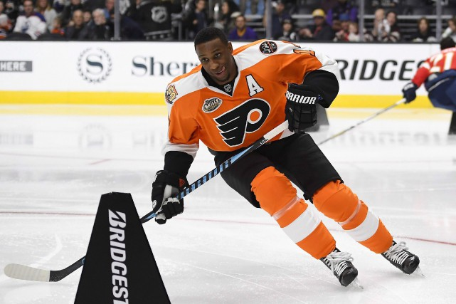 Wayne Simmonds... (Photo Mark J. Terrill, AP)