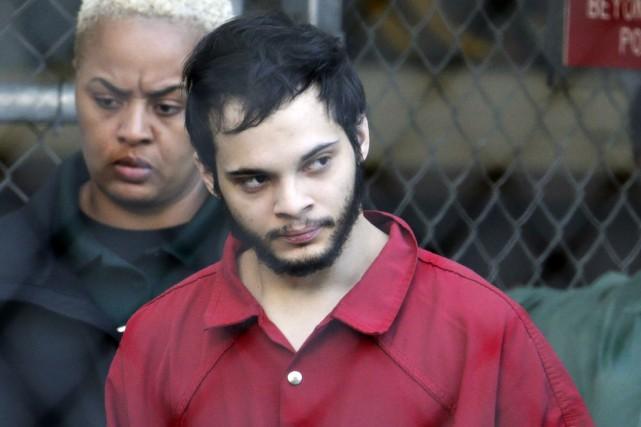 L'auteur de l'attaque à l'aéroport de Fort Lauderdale plaide non coupable