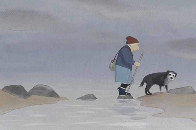 Louise en hiver... (Image fournie parAxia Films)