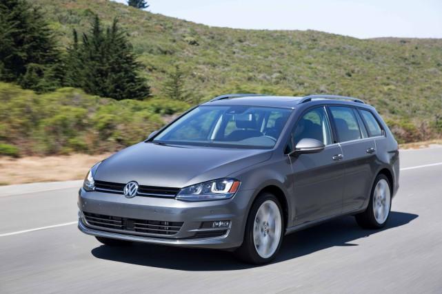 Une Volkswagen familiale ferait l'affaire de Michel. Bien... (Photo Volkswagen)