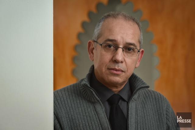Malik Hammadouche... (François Gervais)