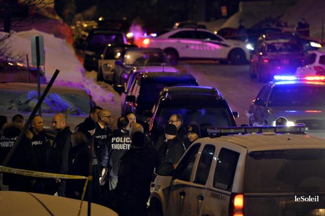 La tuerie de dimanche soir dans une mosquée... (Le Soleil)