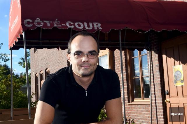 Dario Larouche assure la mise en scène de... (Archives Le Quotidien, Rocket Lavoie)