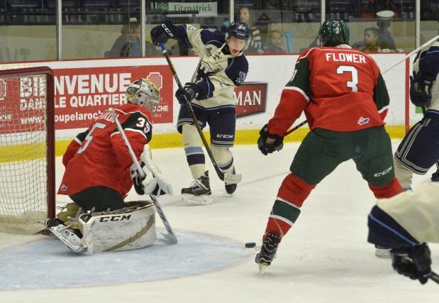 Le match de samedi contre les Mooseheads d'Halifax... (Spectre Média, Maxime Picard)
