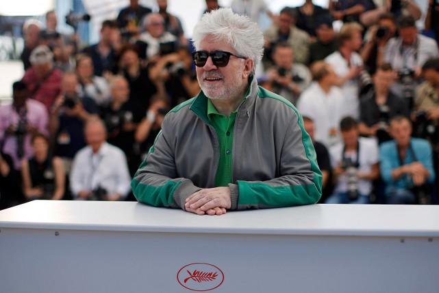 PedroAlmodóvar, lors de la 69e édition du Festival... (ARCHIVES REUTERS)