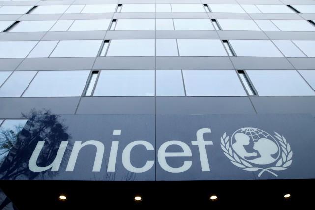 L'UNICEF a lancé mardi un appel aux dons pour tenter de lever 3,3 milliards de... (PHOTO DENIS BALIBOUSE, REUTERS)
