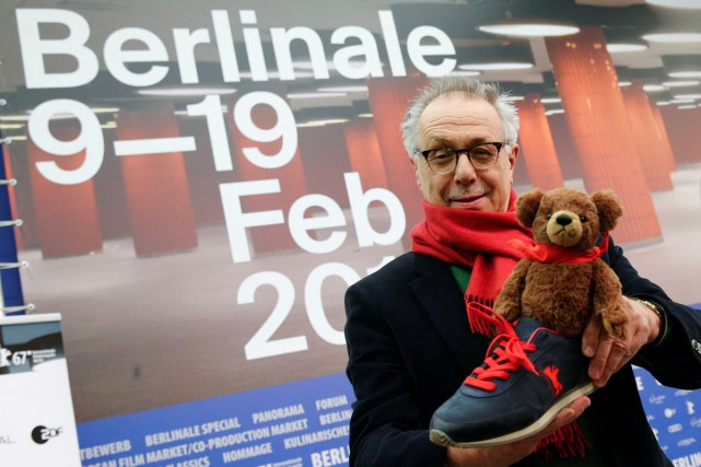Le directeur du festival Dieter Kosslick a assuré... (PHOTO REUTERS)