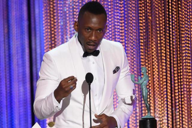 Récompensé aux SAG Awardspour sa performance dans le... (PhotoChris Pizzello, Invision/Associated Press)