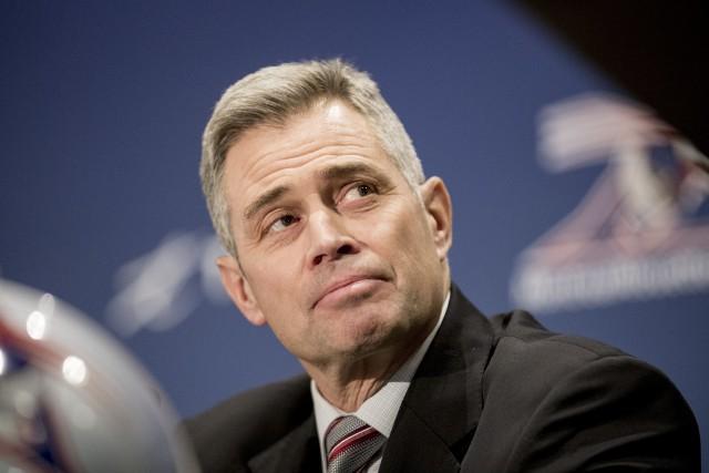 L'entraîneur-chef des Alouettes, Jacques Chapdelaine, agira également à... (La Presse Marco Campanozzi)
