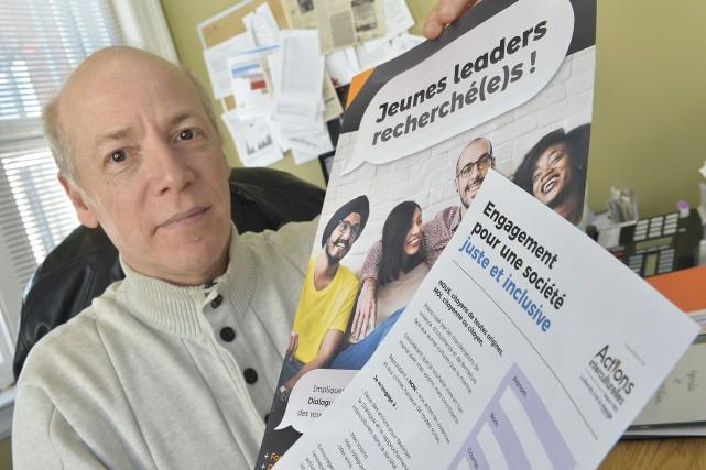 Mohamed Soulami, directeur général d'Actions interculturelles, a dévoilé... (Spectre Média, Maxime Picard)
