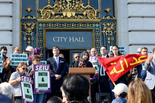 La plainte déposée par la ville de San... (Photo Kate Munsch, Reuters)