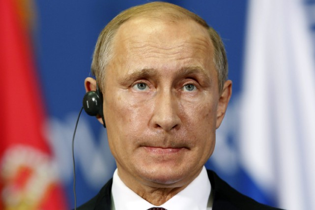 Vladimir Poutine... (The Associated Press)
