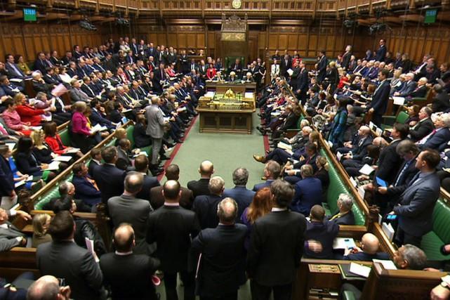 Après les débats à la Chambre des communes,... (AFP)