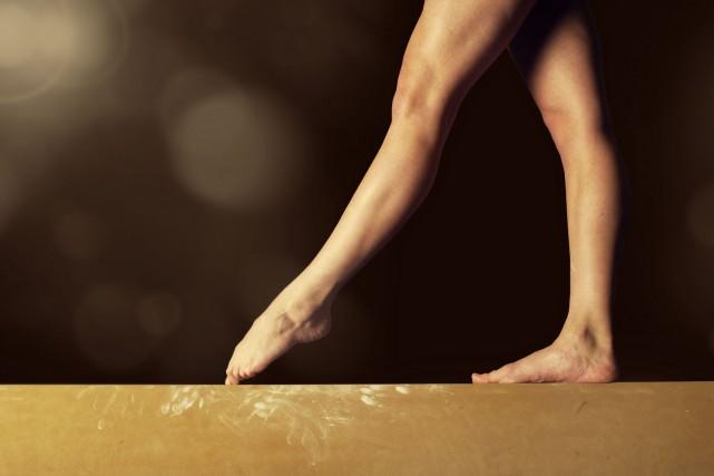 Un tout premier programme sport-étude en gymnastique sera offert en français à... (123RF)